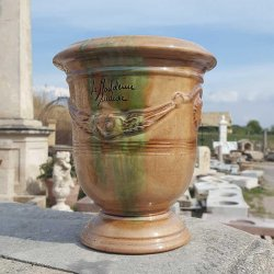 VASE ANDUZE FLAMME TRADITION N°6 H24